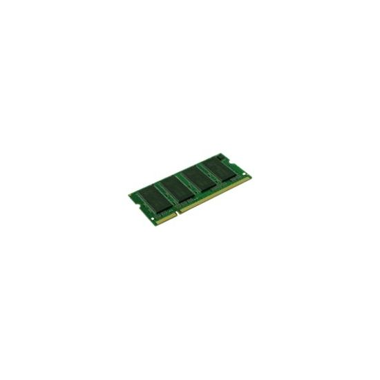 MicroMemory &#45 512MB &#45 DDR &#45 266MHz &#45 SO DIMM 200-PIN lav profil - CL2.5