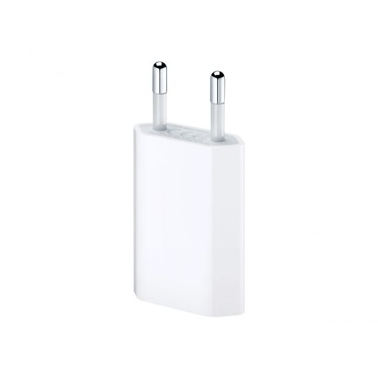 Apple 5W USB Power Adapter - strømforsyningsadapter