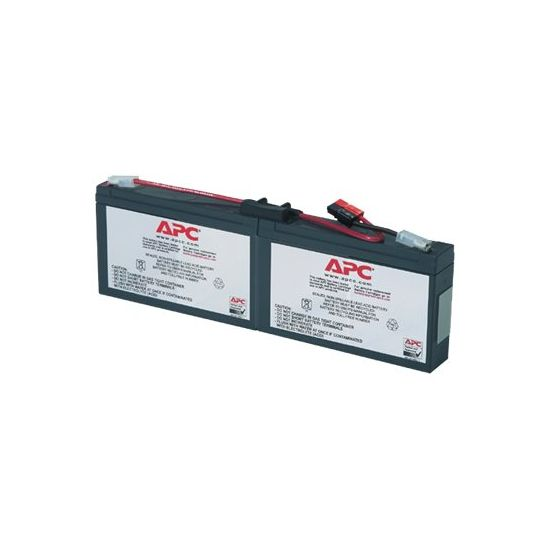 APC Replacement Battery Cartridge #18 - UPS-batteri - Blysyre