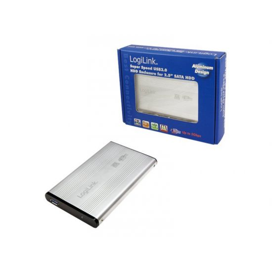 LogiLink - lagringspakning - SATA 3Gb/s - USB 3.0