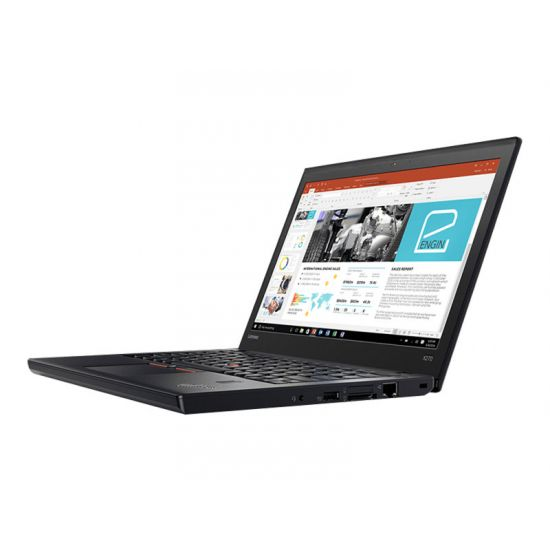 "Lenovo ThinkPad X270 20HN - Intel Core i5 (7. Gen) 7200U / 2.5 GHz - 8 GB DDR4 - 256 GB SSD - (M.2) PCIe - TCG Opal Encryption - Intel HD Graphics 620 - 12.5"" IPS"
