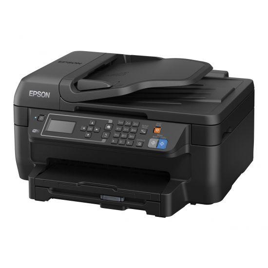 Epson WorkForce WF-2750DWF - multifunktionsprinter - farve