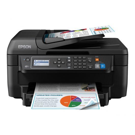 Epson WorkForce WF-2750DWF - multifunktionsprinter (farve)