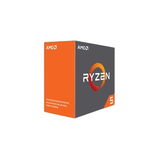 AMD Ryzen 5 1600 / 3.2 GHz Processor - AM4