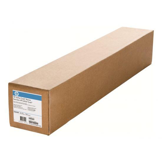 HP DuPont Tyvek - tyvek banner - 1 rulle(r) - Rulle (91,4 cm x 30,5 m) - 135 g/m²