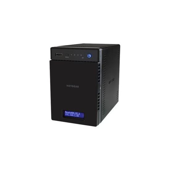 NETGEAR ReadyNAS 214 - NAS-server - 4 TB