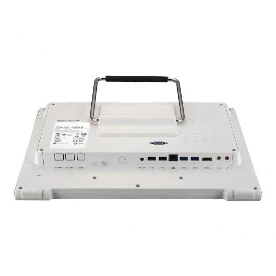"""Shuttle POS X506 - alt-i-én - Celeron 3865U 1.8 GHz - 4 GB - 60 GB - LED 15.6"""""""