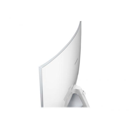 """Samsung CF591 Series C27F591FDU &#45 LED-Skærm 27"""" AMD FreeSync VA 4ms - Full HD 1920x1080"""