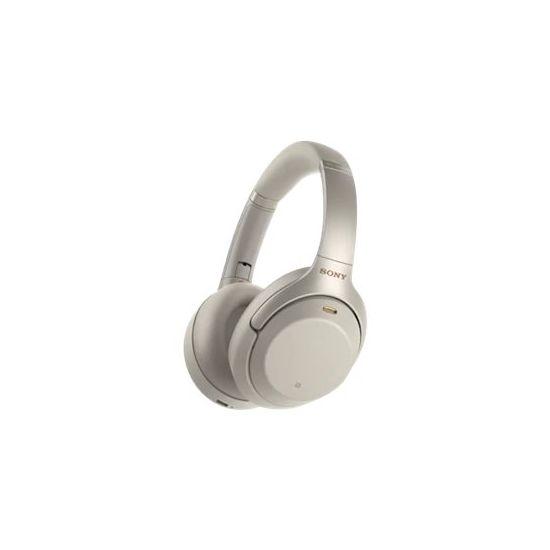 Sony WH-1000XM3 Sølv - hovedtelefoner