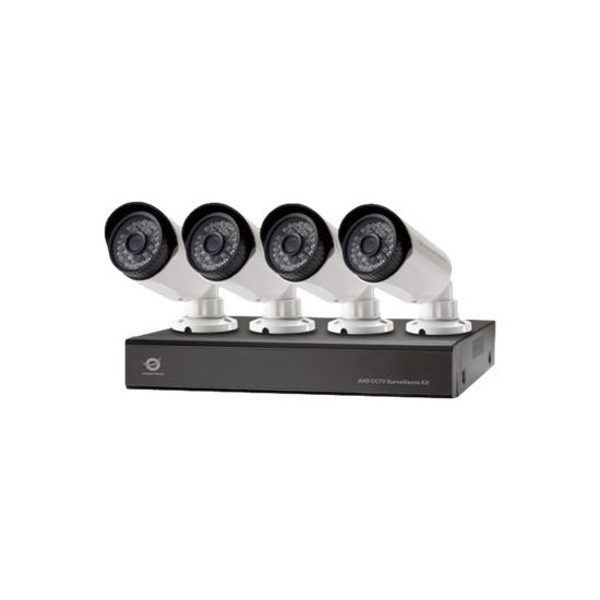 Conceptronic C4CCTVKITD1TB - DVR + kamera(er)