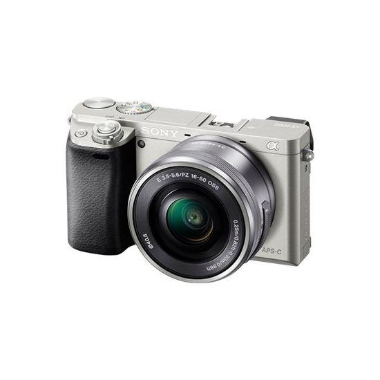 Sony α6000 ILCE-6000 - digitalkamera - kun kamerahus