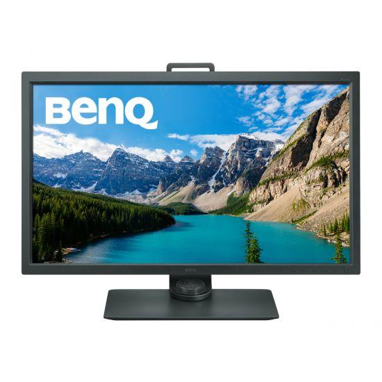 """BenQ SW320 &#45 LED-Skærm 31.5"""" IPS 5ms - 4K 3840x2160"""