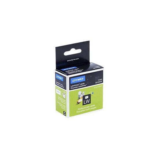 DYMO LabelWriter MultiPurpose - etiketter til flere formål - 500 etikette(r) - 19 x 51 mm