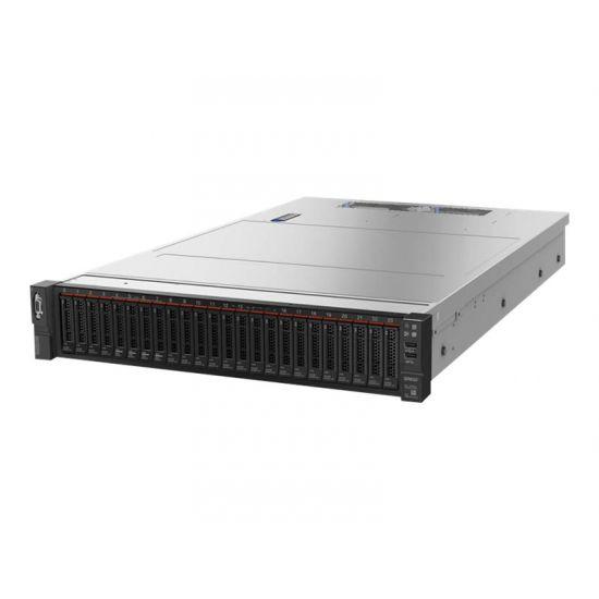 Lenovo ThinkSystem SR650 - rack-monterbar - Xeon Silver 4108 1.8 GHz - 16 GB