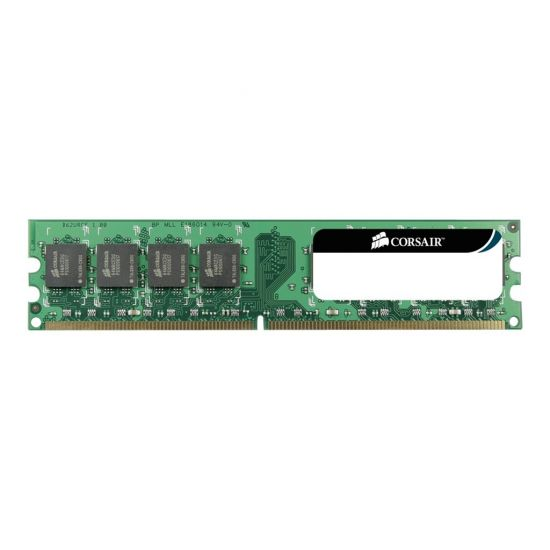 Corsair Value Select &#45 4GB: 2x2GB &#45 DDR2 &#45 800MHz &#45 DIMM 240-pin - CL5