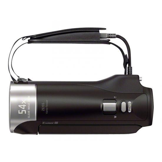 Sony Handycam HDR-CX240E - Videokamera - Carl Zeiss - lagring: flashkort