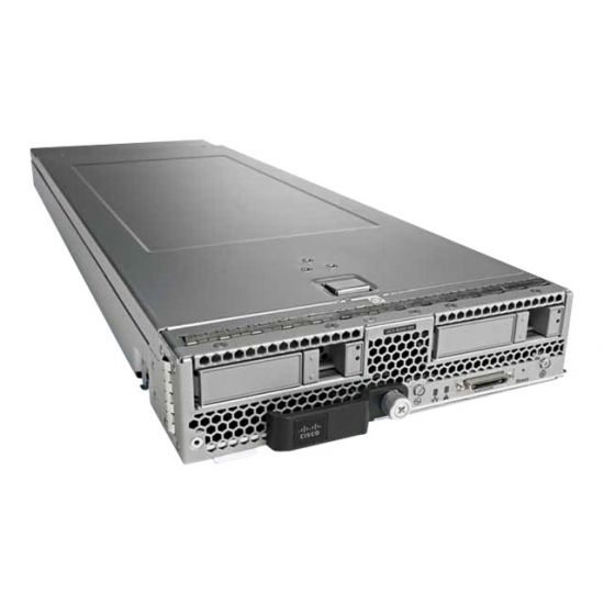Cisco UCS SmartPlay Select B200 M4 High Frequency 3 (Not sold Standalone ) - indstikningsmodul - Xeon E5-2667V4 3.2 GHz - 256 GB - 0 GB