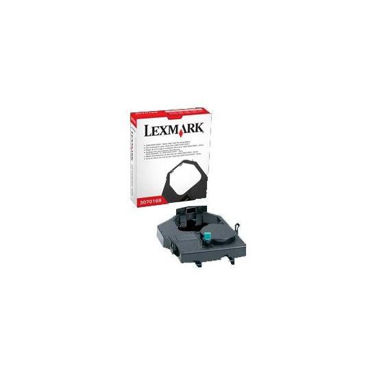 Lexmark - 1 - Højtydende - sort - gen-blækbånd