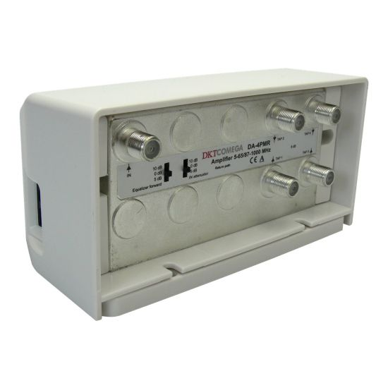 Sandberg RF-forstærker/splitter