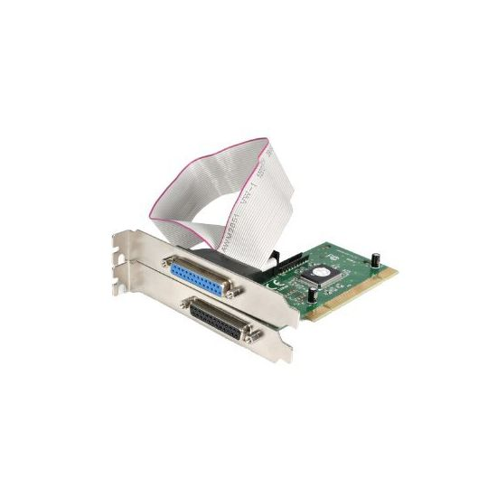 StarTech.com 2 Port PCI Parallel Adapter Card - EPP/ECP - parallel adapter