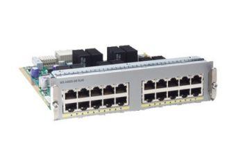 Cisco 20-port wire-speed 10/100/1000 (RJ-45) half-card