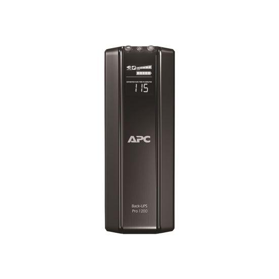 APC Back-UPS Pro 1200 - UPS - 720 Watt - 1200 VA