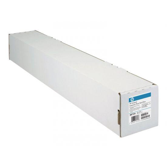 HP Universal Instant-Dry Photo Semi-Gloss - fotopapir - 1 rulle(r) - Rulle (106,7 cm x 30,5 m) - 190 g/m²