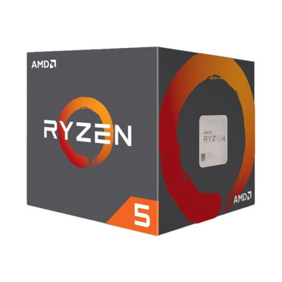 AMD Ryzen 5 1400 / 3.2 GHz Processor - AM4