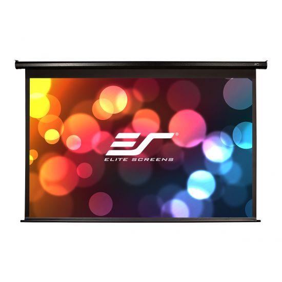 Elite Spectrum Series Elecric84H - projektionsskærm - 84 tommer (213 cm) - sort