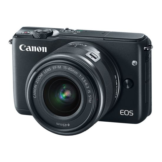 Canon EOS M10 - digitalkamera - kun kamerahus