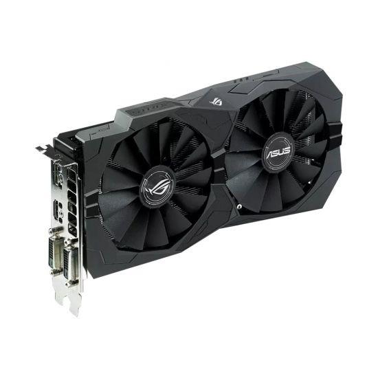 ASUS ROG STRIX-RX470-O8G-GAMING &#45 AMD Radeon RX470 &#45 8GB GDDR5 - PCI Express 3.0 x16