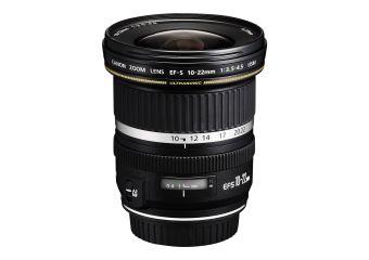 Canon EF-S vidvinkel zoom objektiv