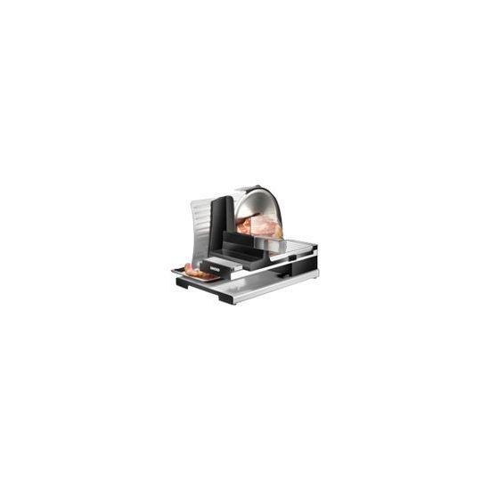 UNOLD SLICER PRO - skæremaskine - anthracit/sølv