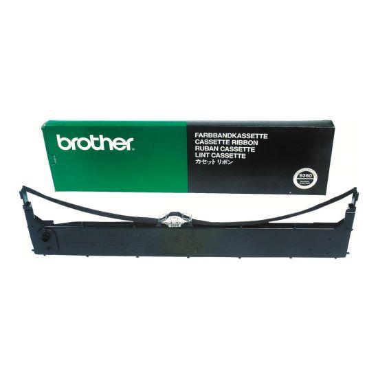 Brother - 1 - sort - print-bånd