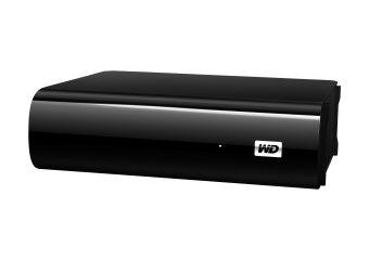 WD MyBook AV-TV WDBGLG0010HBK &#45 1TB