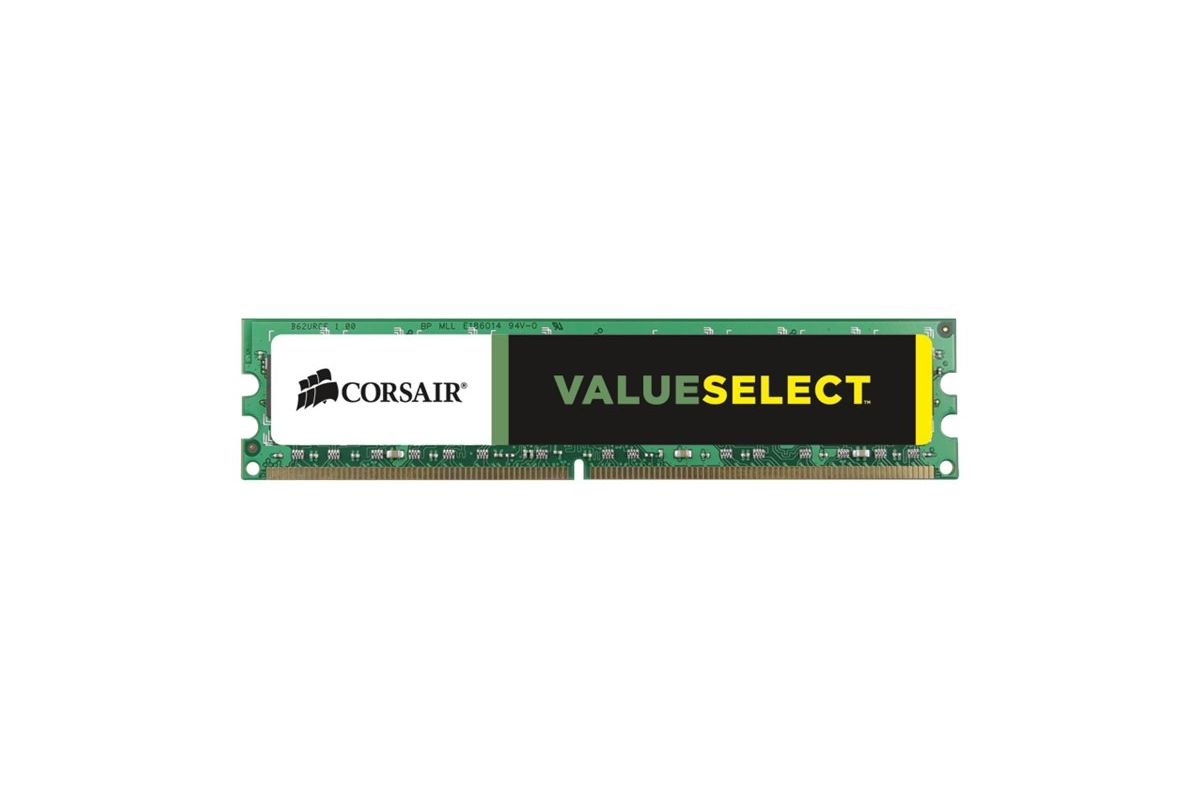 Corsair Value Select &#45 2GB &#45 DDR2 &#45 667MHz &#45 DIMM 240-pin
