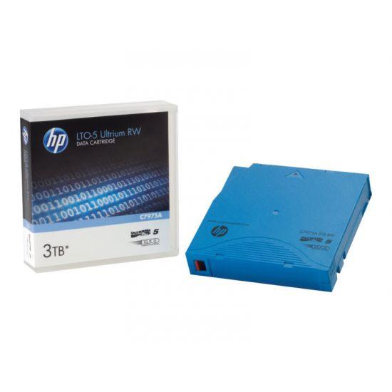 HPE Ultrium RW Data Cartridge - LTO Ultrium x 1 - 1.5 TB - lagringsmedie