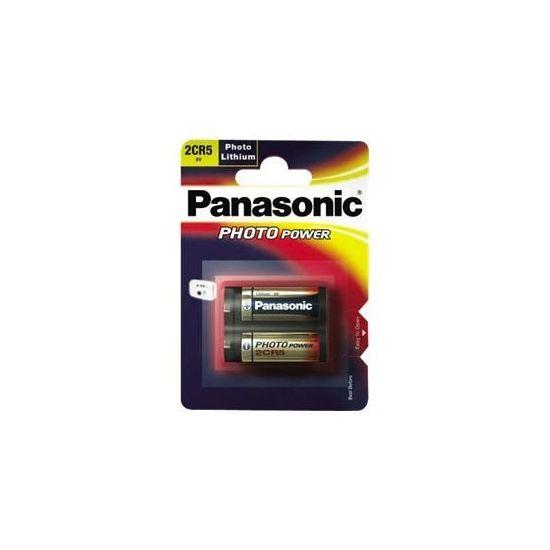 Panasonic 2CR-5L/1BP - kamerabatteri - 2CR5 - Li