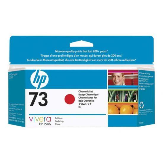 HP 73 - kromatisk rød - original - blækpatron