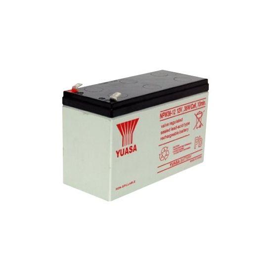 Yuasa NP7-12 - UPS-batteri - Blysyre - 7 Ah