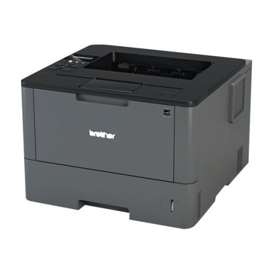 Brother HL-L5100DN - Sort/hvid laserprinter