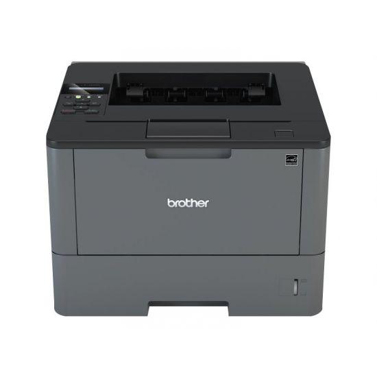 Brother HL-L5100DN - Sort/hvid laserprinter