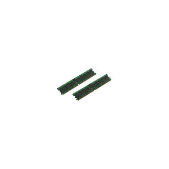 MicroMemory &#45 4GB: 2x2GB &#45 DDR2 &#45 667MHz &#45 DIMM 240-pin - ECC