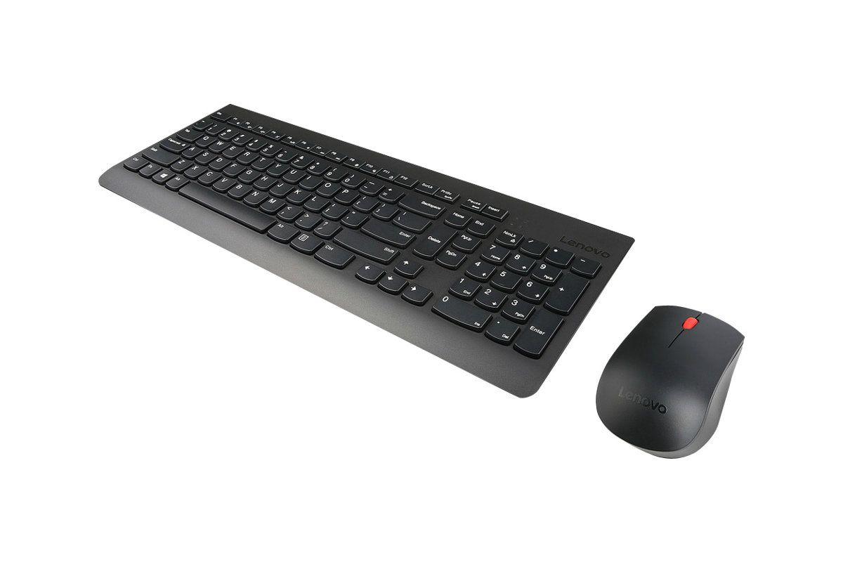 Lenovo Essential Wireless Combo