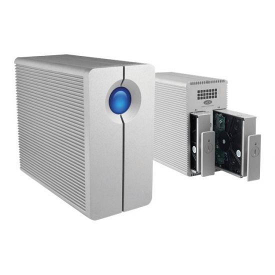 LaCie 2big Quadra - harddisk-array