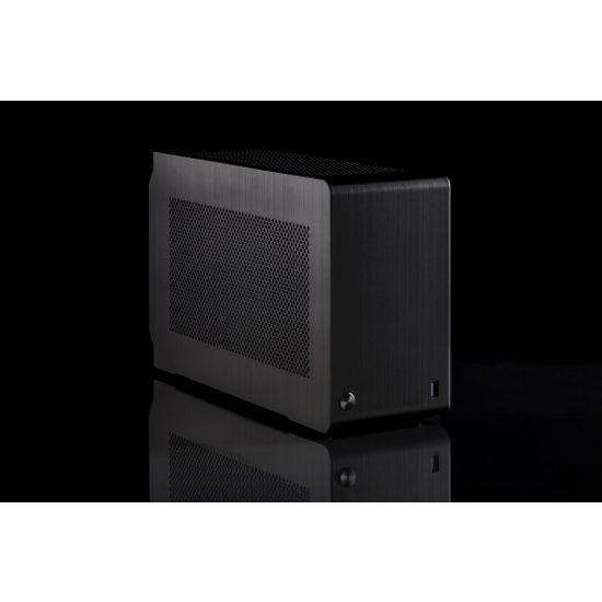 DAN Cases A4-SFX V3 Mini-ITX Gaming Kabinet - Sort