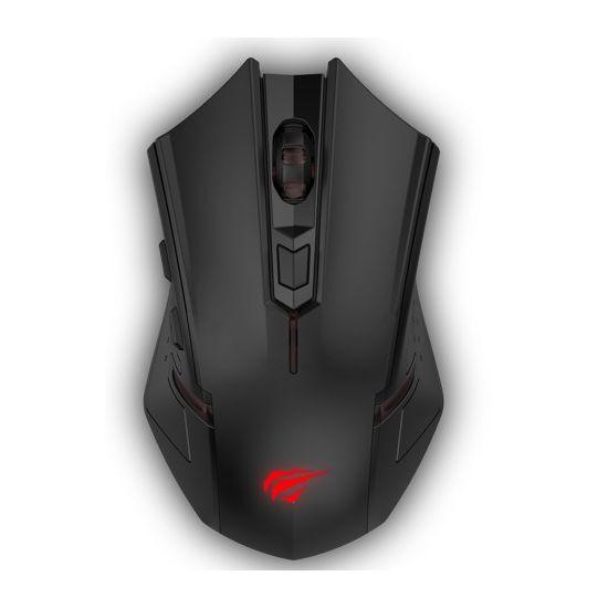 Havit Gaming Mouse Wireless Black/white