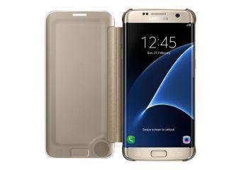 Samsung Clear View Cover EF-ZG935 flipomslag til mobiltelefon