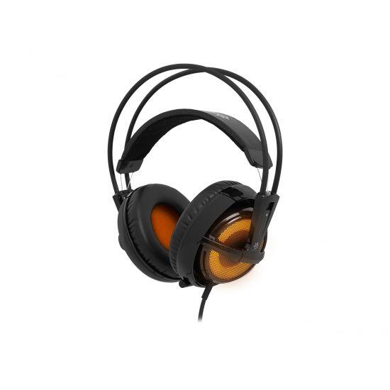 SteelSeries Siberia v2 Heat Orange Edition - headset