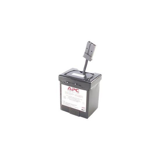 APC Replacement Battery Cartridge #30 - UPS-batteri - Blysyre